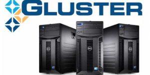 GlusterFS - łączenie serwerów