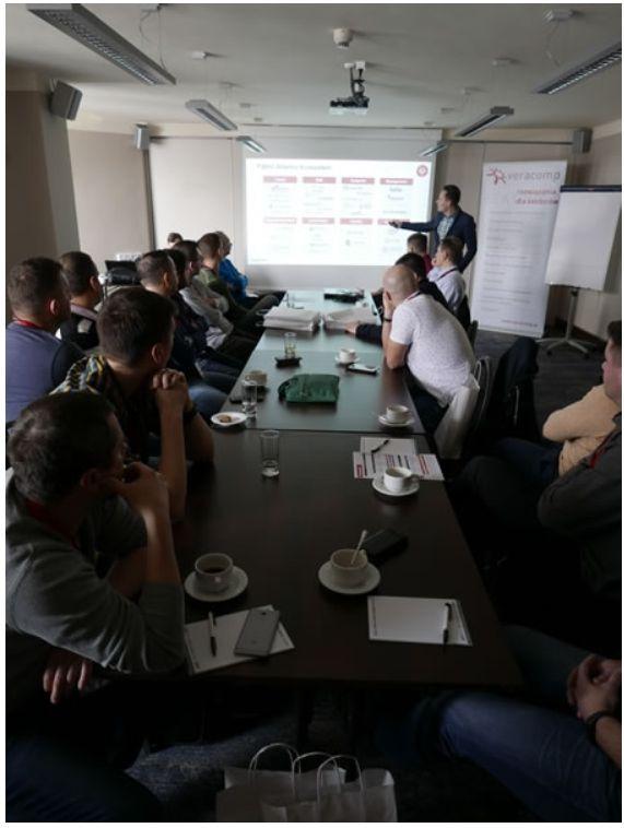 Bezpieczeństwo sieci komputerowych - certyfikowane szkolenie